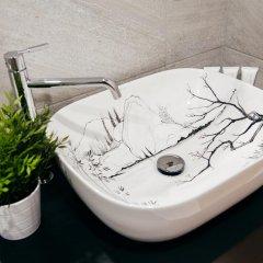 Отель Art Suite Испания, Сантандер - отзывы, цены и фото номеров - забронировать отель Art Suite онлайн ванная фото 2