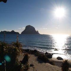 Отель Hostal Baleàric пляж