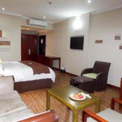 Отель Park Inn by Radisson, Lagos Victoria Island 4* Номер Делюкс с различными типами кроватей фото 4
