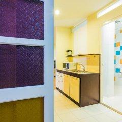 Апартаменты Phuket Center Apartment Люкс с различными типами кроватей фото 5