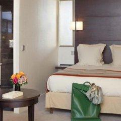 Отель Hôtel Le Sénat 4* Стандартный номер с различными типами кроватей
