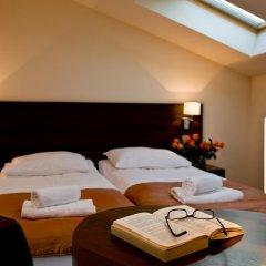 Отель Spatz Aparthotel 3* Номер Делюкс с различными типами кроватей фото 6