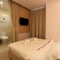 My Hotel 3* Стандартный номер с двуспальной кроватью фото 4