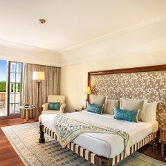 Отель The Oberoi Amarvilas, Agra 5* Номер Делюкс с различными типами кроватей