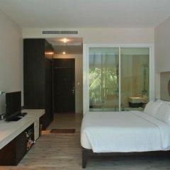 Отель Sarikantang Resort And Spa 3* Номер Делюкс с различными типами кроватей фото 10