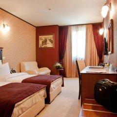 Best Western Plus Bristol Hotel 4* Номер Делюкс разные типы кроватей фото 7