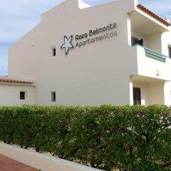 Отель RocaBelmonte вид на фасад