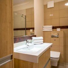 Отель Apartamenty Silver Улучшенные апартаменты с различными типами кроватей фото 13