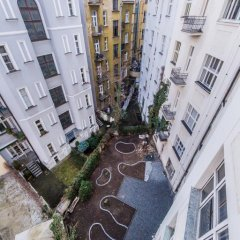 Апартаменты Josefov Apartments Прага