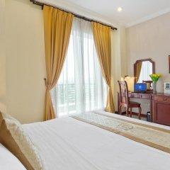 Rosaliza Hotel Hanoi 3* Номер Делюкс с различными типами кроватей фото 3