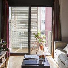 Апартаменты AinB Eixample-Entenza Apartments Апартаменты с различными типами кроватей фото 19