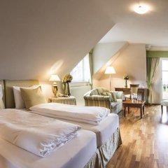 Hotel Hanswirt 4* Улучшенный номер фото 4