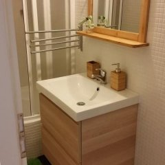 Отель Lovely Prague Havanska ванная