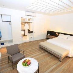 Отель Celes Beachfront Resort 4* Стандартный номер