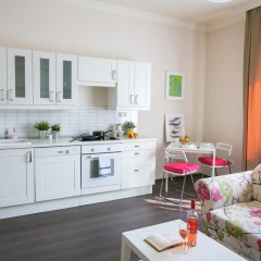 Friends Hostel and Apartments Budapest Номер Делюкс