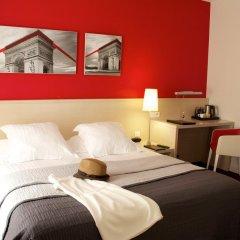 Отель Hôtel Le Richemont 3* Стандартный номер с двуспальной кроватью фото 6