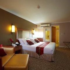 Nasa Vegas Hotel 3* Улучшенный номер с различными типами кроватей фото 2
