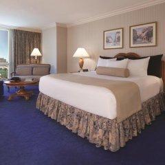 Отель Paris Las Vegas 4* Стандартный номер с двуспальной кроватью фото 7