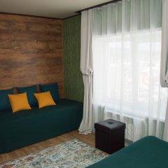 Мини-Отель Каприз Стандартный номер 2 отдельные кровати фото 4