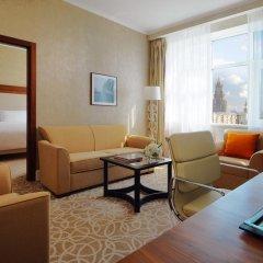 Гостиница Marriott Novy Arbat 5* Люкс с различными типами кроватей фото 2