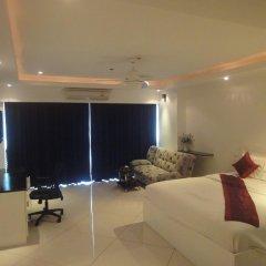 Отель Vtsix Condo Service at View Talay Condo Студия с различными типами кроватей фото 7