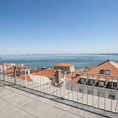 Отель Portuguese Living Chiado Penthouse пляж фото 2