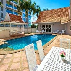 Отель Cozy Beach pool villa by MyPattayaStay бассейн фото 2