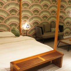 Guangzhou Jinzhou Hotel 3* Стандартный номер с различными типами кроватей фото 22