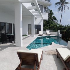 Отель Villa Sea View Таиланд, Самуи - отзывы, цены и фото номеров - забронировать отель Villa Sea View онлайн бассейн