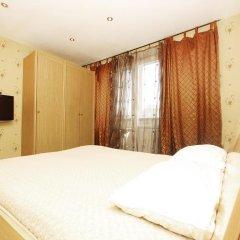 Апартаменты Апартлюкс Зацепский Москва комната для гостей фото 2