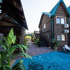 Гостиница Russkiy Stil балкон