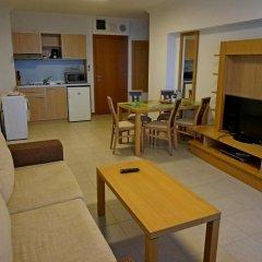 Отель GT Emerald Resort & SPA Apartments Болгария, Равда - отзывы, цены и фото номеров - забронировать отель GT Emerald Resort & SPA Apartments онлайн комната для гостей фото 4