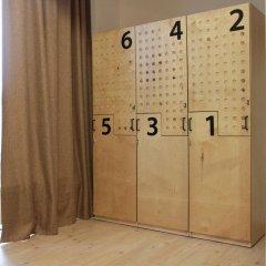 Хостел Netizen Кровать в общем номере двухъярусные кровати фото 21