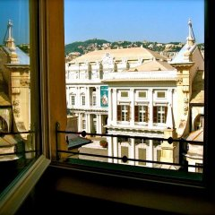 Отель La Torre Генуя балкон