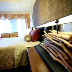Апартаменты Central Bangkok 2+1 Bedroom Apartment on Soi 18 Бангкок комната для гостей фото 3