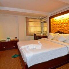 Clover Hotel 3* Улучшенный номер с различными типами кроватей фото 7