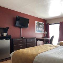 Отель Knights Inn Los Angeles Central / Convention Center Area 2* Стандартный номер с 2 отдельными кроватями фото 3