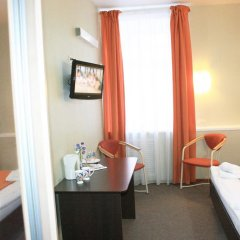 Гостиница Ирис 3* Стандартный номер разные типы кроватей фото 15