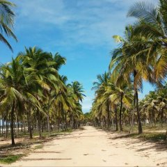 Отель Pousada Marie Claire Flats пляж фото 2