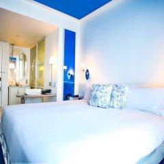 Отель NoMo SoHo 4* Стандартный номер с различными типами кроватей фото 2