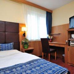 Carlton Hotel Budapest 4* Стандартный номер с различными типами кроватей фото 2