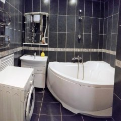 Гостиница Flats-Line в Брянске 1 отзыв об отеле, цены и фото номеров - забронировать гостиницу Flats-Line онлайн Брянск ванная