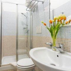 Отель Sweet Holidays in Rome Италия, Рим - отзывы, цены и фото номеров - забронировать отель Sweet Holidays in Rome онлайн ванная