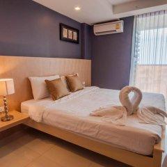 Отель Rocco Huahin Condominium Студия с различными типами кроватей фото 16