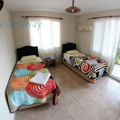 Atilla's Getaway Стандартный номер с 2 отдельными кроватями фото 6