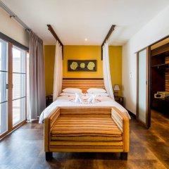 Отель Andaman White Beach Resort 4* Люкс с различными типами кроватей фото 19