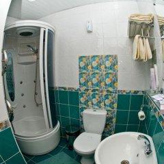 Гостиница Пит Стоп Стандартный номер двуспальная кровать фото 4