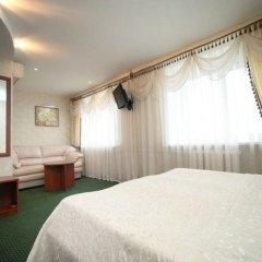 Гостиница AMAKS Центральная Номер Бизнес разные типы кроватей фото 11