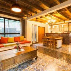 Отель Kata Tranquil Villa 3* Стандартный номер с различными типами кроватей