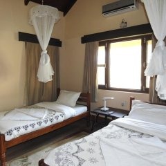 Отель Lumbini Buddha Garden Resort Непал, Лумбини - отзывы, цены и фото номеров - забронировать отель Lumbini Buddha Garden Resort онлайн комната для гостей фото 5